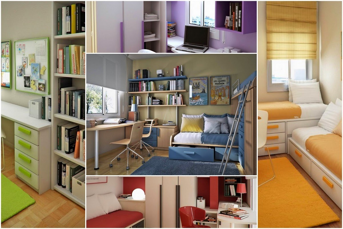 55 Deluxe Kids Rooms For Small Spaces