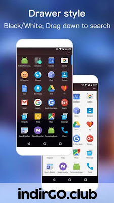 nougat launcher full apk