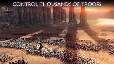 Dawn of Titans MOD APK DATA terbaru android Populer
