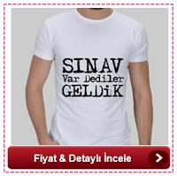 Erkeklere t-shirt hediyesi