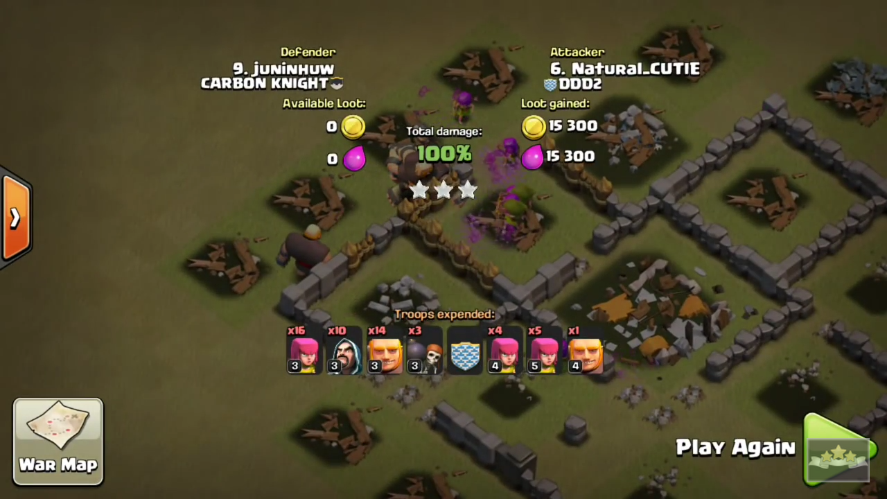 Best Th5 Attack Strategy 2019 RapidClashers..com: Town Hall 5 attack strategy:  Barch