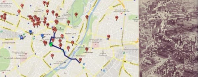 Route of the Beer Hall Putsch
