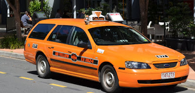 Yellow Cabs Service Brisbane phone number