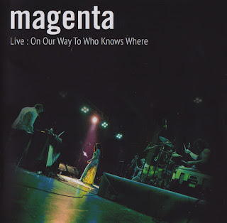 Magenta Live On Our Way To Who Knows Where