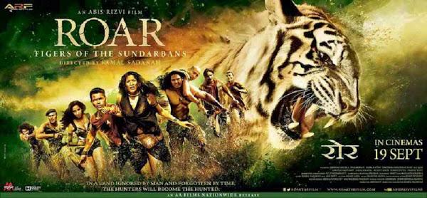 Roar - The Tigers of Sundarbans (2014) Movie Poster No. 4