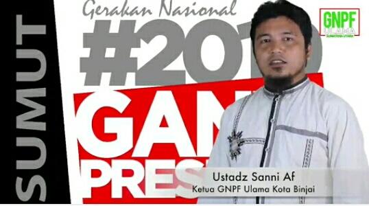 GNPF Ulama Dukung Prabowo Maju Di Pilpres