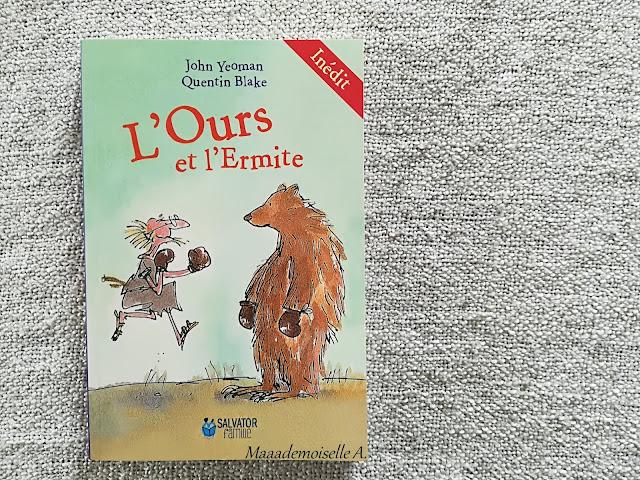 || L'Ours et l'Ermite (Chut, les enfants lisent # 82)