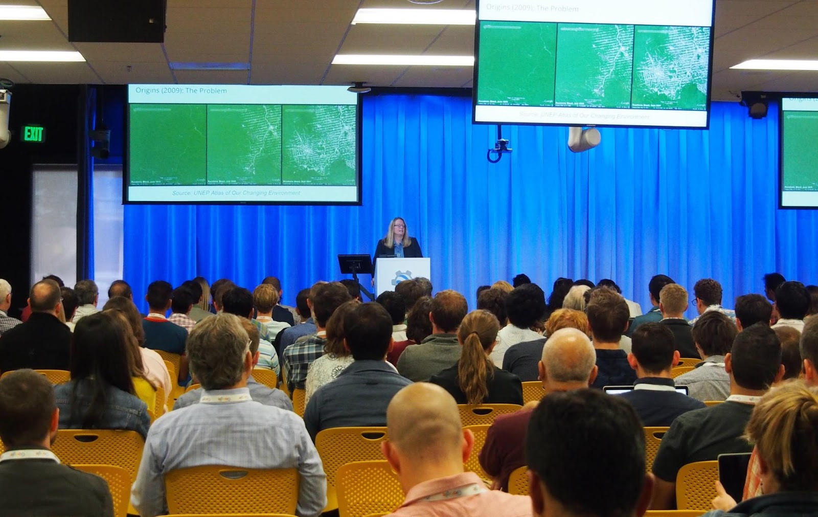 Google AI Blog: The 2016 Google Earth Engine User Summit