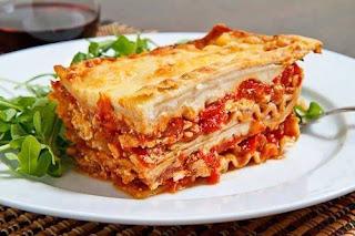 Lasagna Kentang