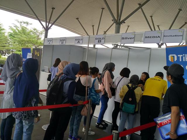 CNBLUE Between Us in Jakarta 2017