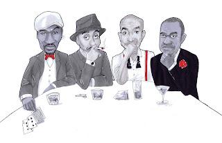 Skank Magazine - The Boyz