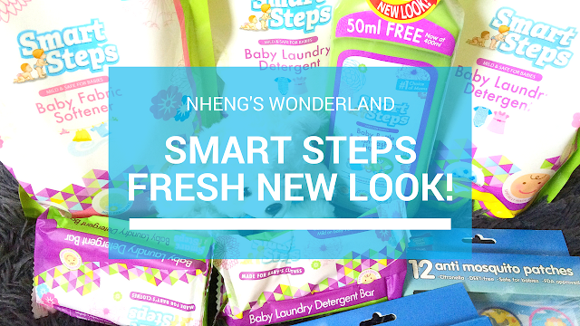 Smart Steps Fresh New Look!