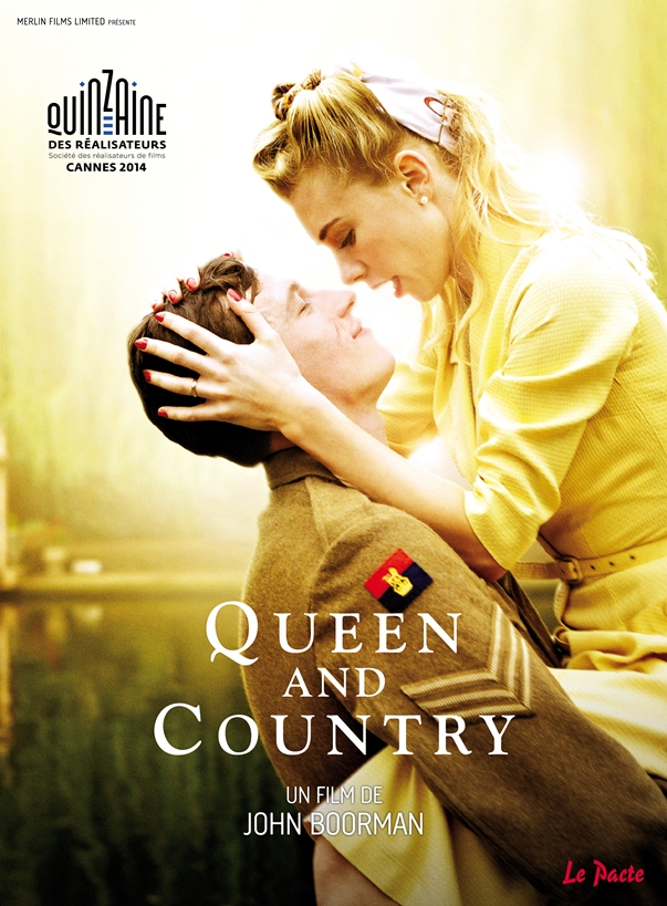 Póster: The Queen and the Country