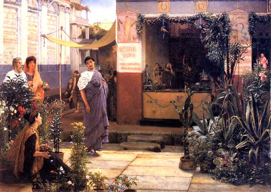 Fiori Gialli Roma.I Fiori E I Romani Romanoimpero Com