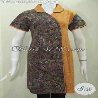 model baju dari kain embos
