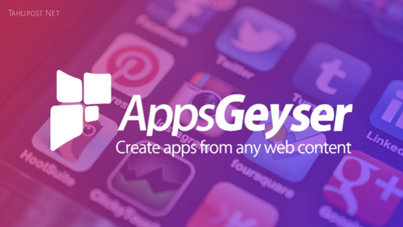 Logo, Gambar AppsGeyser.com