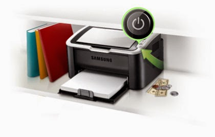 is a smaller Light Amplification by Stimulated Emission of Radiation printer alongside greater convenience Download Samsung ML-1660 Printer Driver