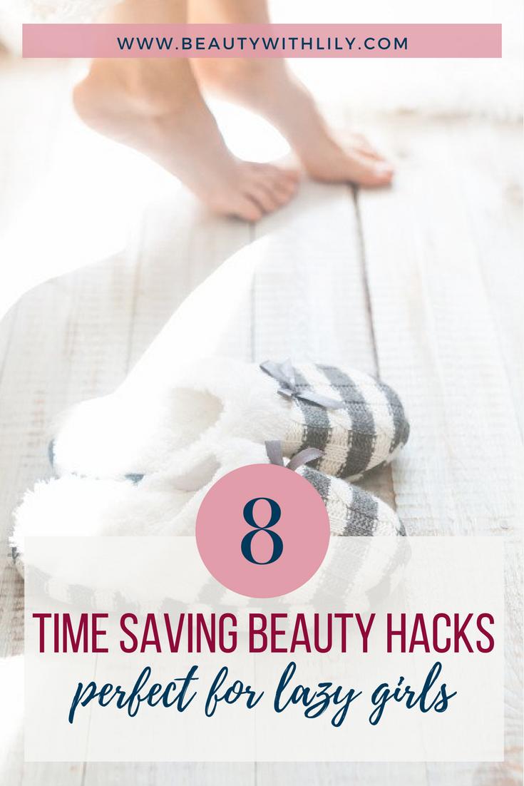 8 Lazy Girl Hacks To Help Save Time | Time Saving Beauty Tips | Beauty Hacks // Beauty With Lily - A West Texas Beauty, Fashion, & Lifestyle Blog