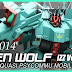 HGUC 1/144 AMX-014 Doven Wolf (ZZ Ver) Painted Build