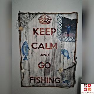 cartel pesquero