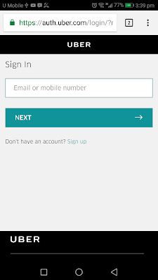 uber partner registration