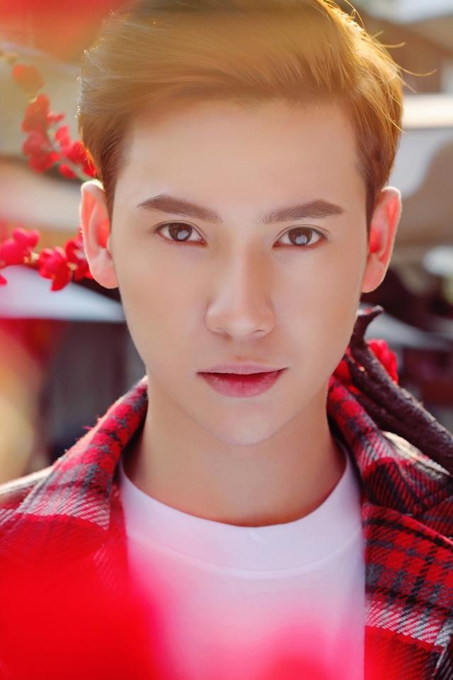 diễn viên trẻ điển trai Đoàn Huỳnh Duy Lâm 7