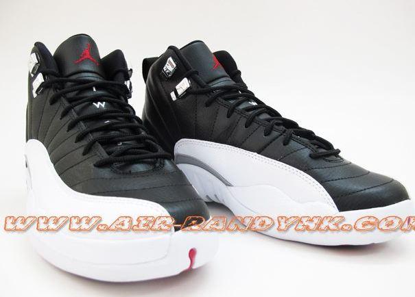 75195ab3c4e THE SNEAKER ADDICT: 2012 Air Jordan Playoff 12 Sneaker (Detailed 1st ...