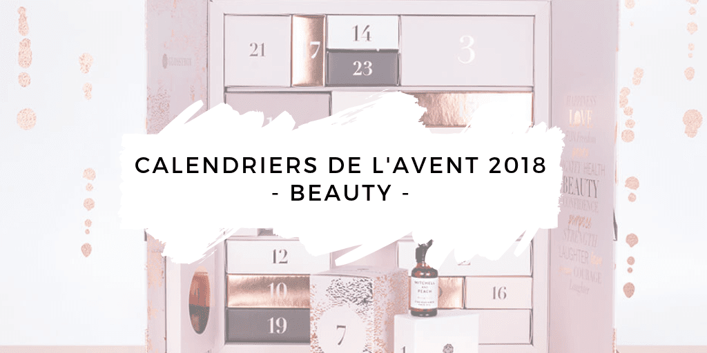 CALENDRIERS DE L'AVENT 2018 | BEAUTY ALT DECEMBER