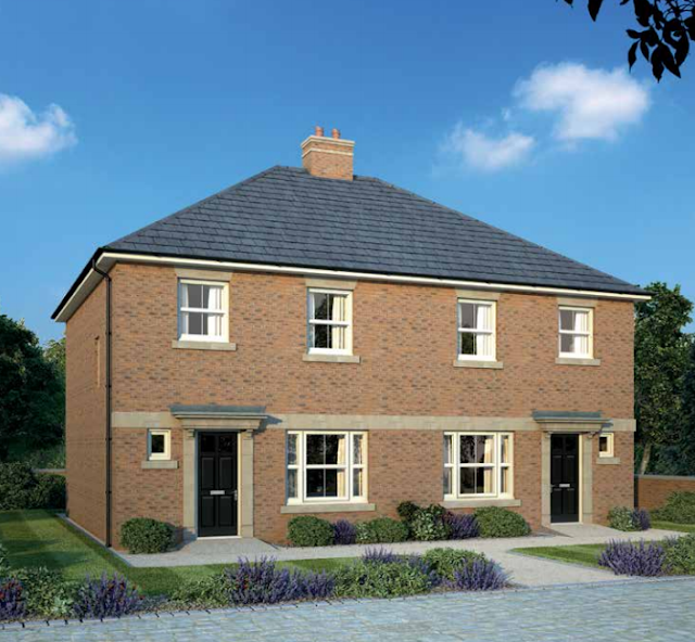 Harrogate Property News - 3 bed semi-detached house for sale Devonshire Gardens, Claro Road, Harrogate, North Yorkshire HG1