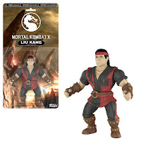 Action Figure: Mortal Kombat - Liu Kang
