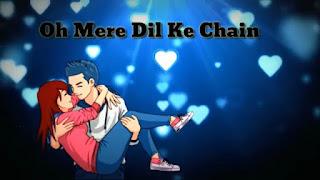 O Mere Dil Ke Chain - Whatsapp Status Video