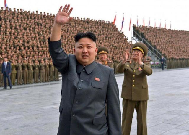 Tanda Perang Dunia Ketiga - Korea Utara