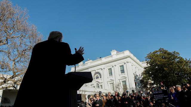 6.000 millones de dólares: El cierre del Gobierno ya costó a EE.UU. más dinero que el muro de Trump