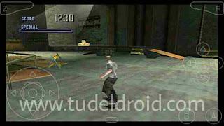 Gameplay Tony Hawk's Pro Skater