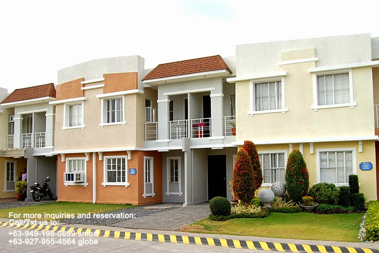 Diana model house in lancaster new city cavite