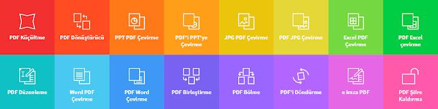 PDF çevirici