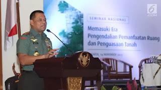 Tegas ! Panglima TNI: Perburuan Kelompok Bersenjata Terus Dilakukan