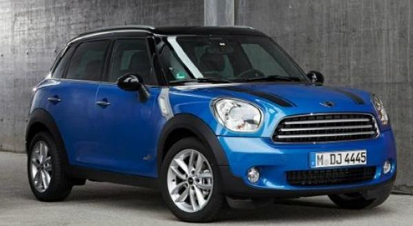 2017 Mini Countrymen Design