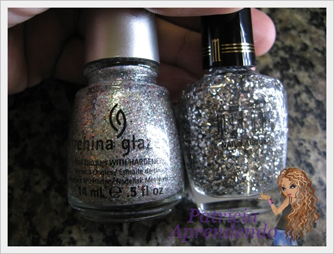 China Glaze e Milani