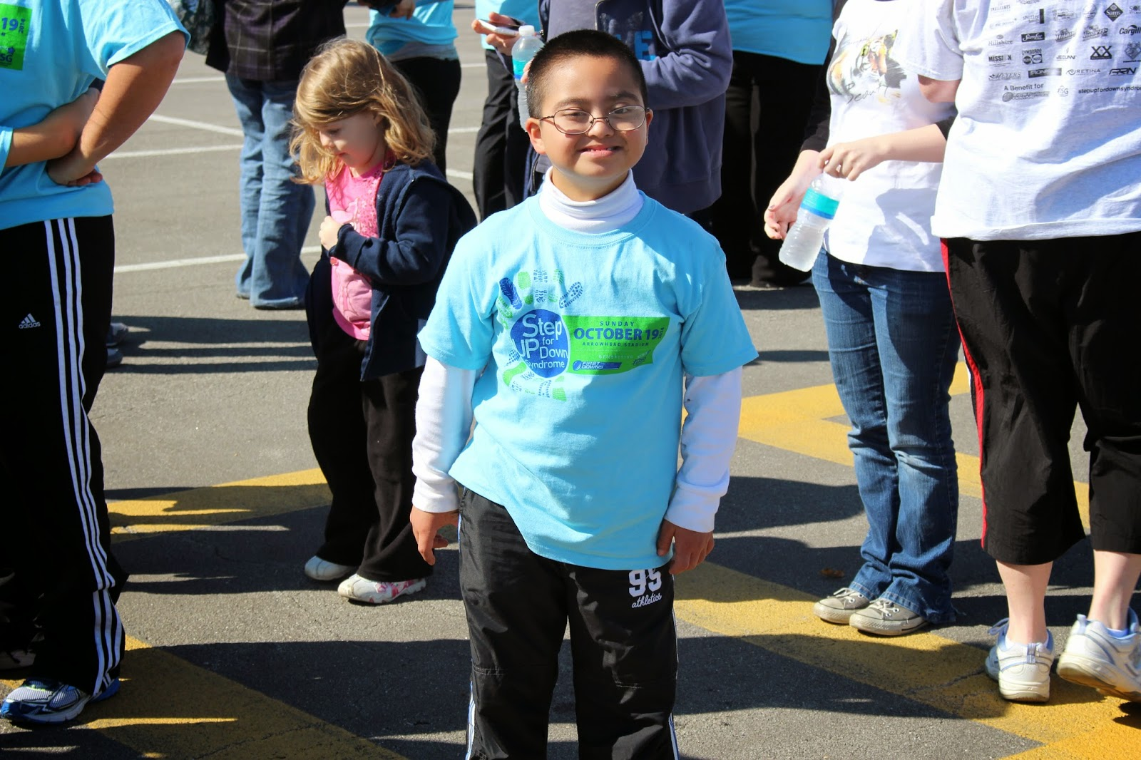First Downs for Down Syndrome Blog