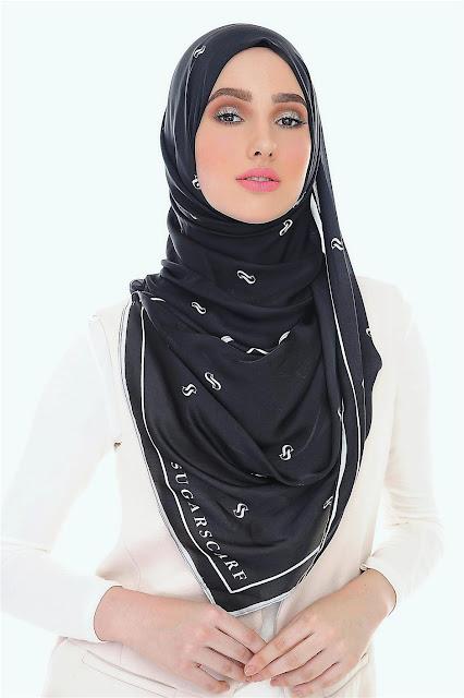 latest Stylish Hijab Styles for Girls www.bestfashionpk.blogspot.com