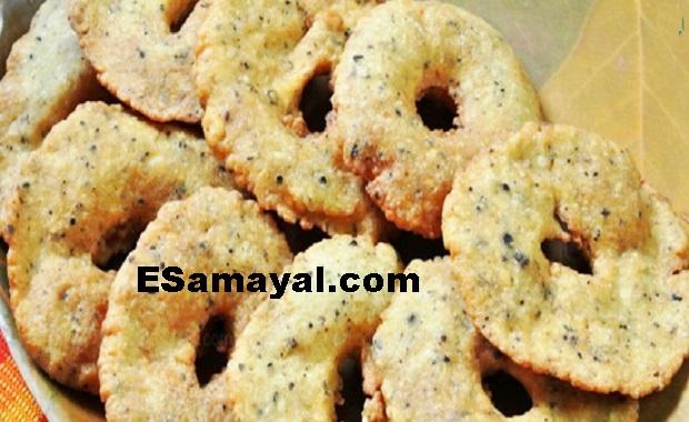 ஆஞ்சநேயர் மிளகு வடை செய்முறை  / Anjaneyar Pepper Vadi Recipe !