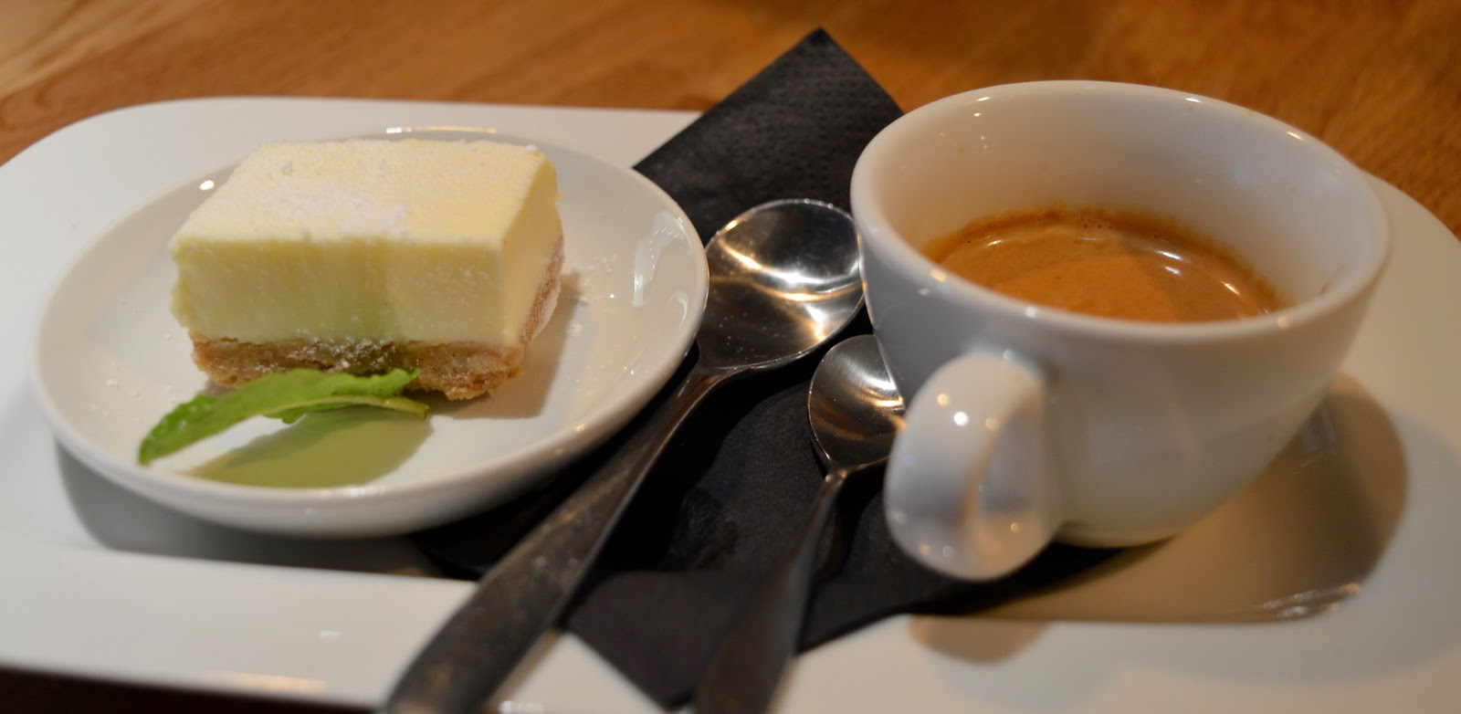 Remembering Metroland with Family Dining and the Kid's Menu at Pizza Express intu Metrocentre - cheesecake and espresso