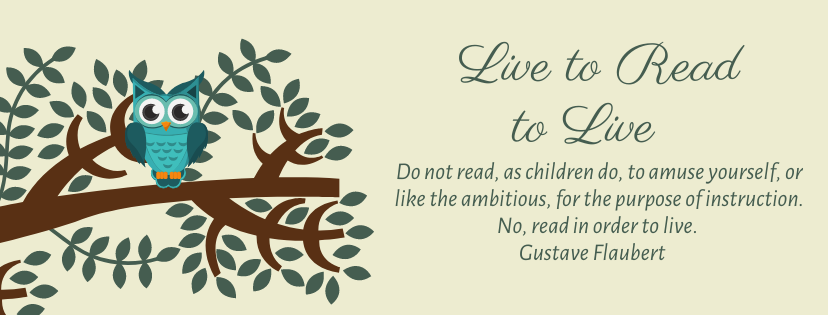 Live to Read to Live