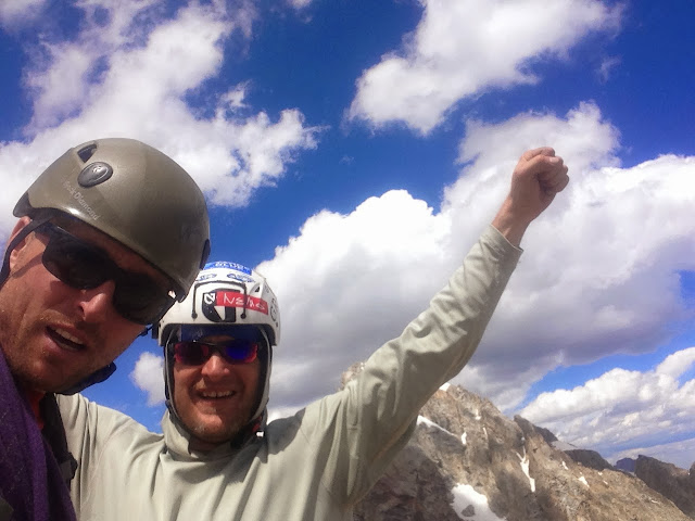 e72be84b1336 Jon A and I at the end of the Grand Traverse, Wyoming.