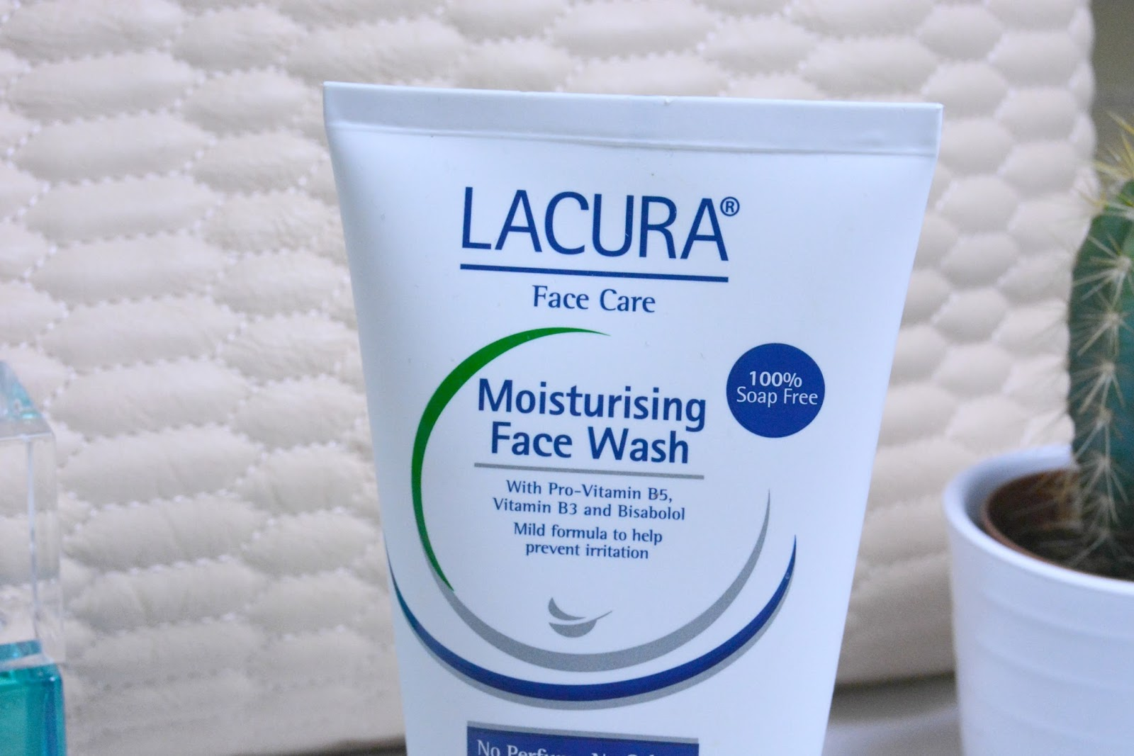 face wash, lacura, skin care, skincare, review, beauty, cleanser, make up remover, aldi, shopping, bargain