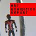Ant-Man Micro Art Exhibition Report