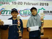 Kota Depok Bawa 5 Medali di AKSIOMA Tingkat Provinsi Jawa Barat 2019