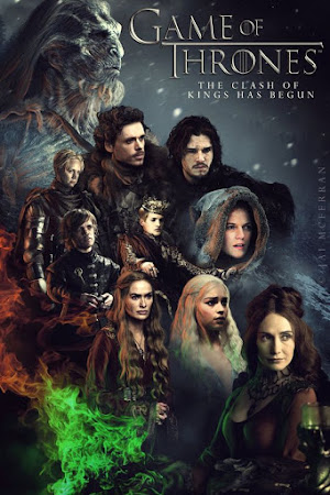 Poster Of Game of Thrones 2012 Watch Online Free Download