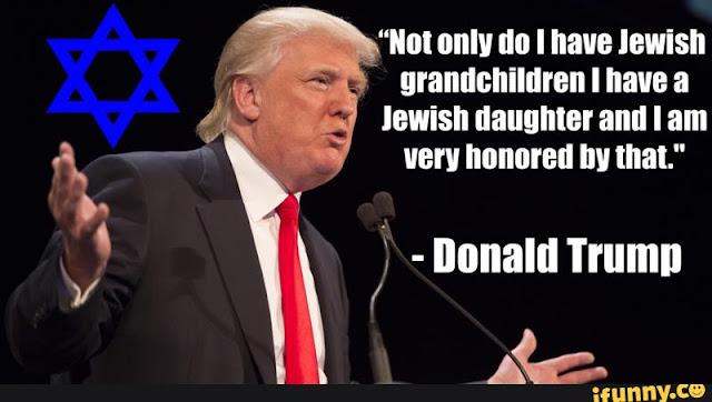 Donald Trump Jewish Israel
